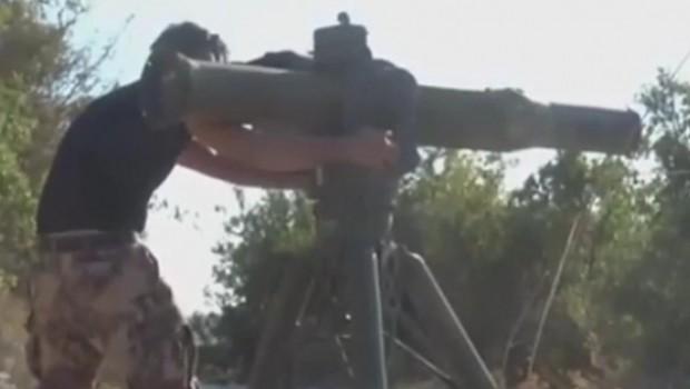 Helikopter Penyelamat Rusia Hancur Berkeping-keping di Rudal Anti Tank