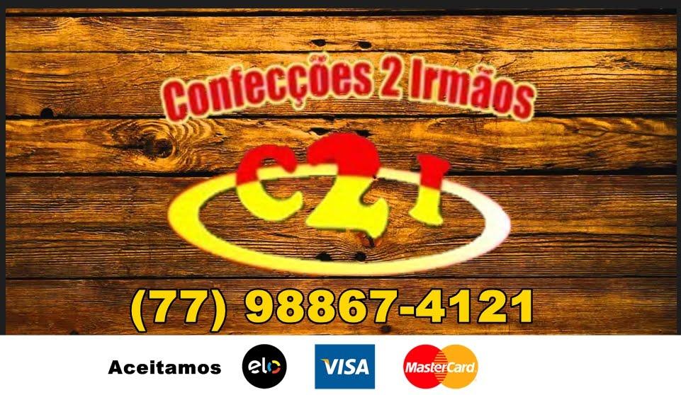 CONFECÇÕES 2 IRMÃOS
