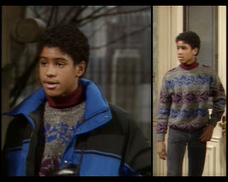 Cosby Show Huxtable fashion blog 80s sitcom Jason Warwin Tyrone