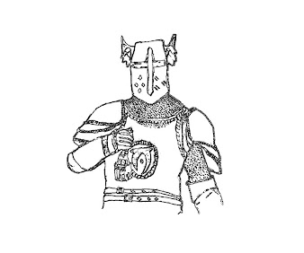 #5 The Elder Scrolls Coloring Page