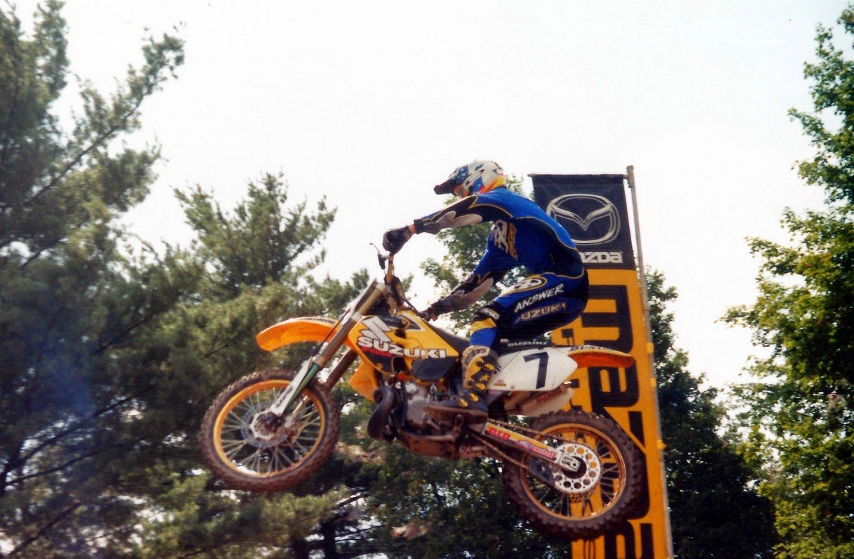 Larry Ward Broome Tioga 1999