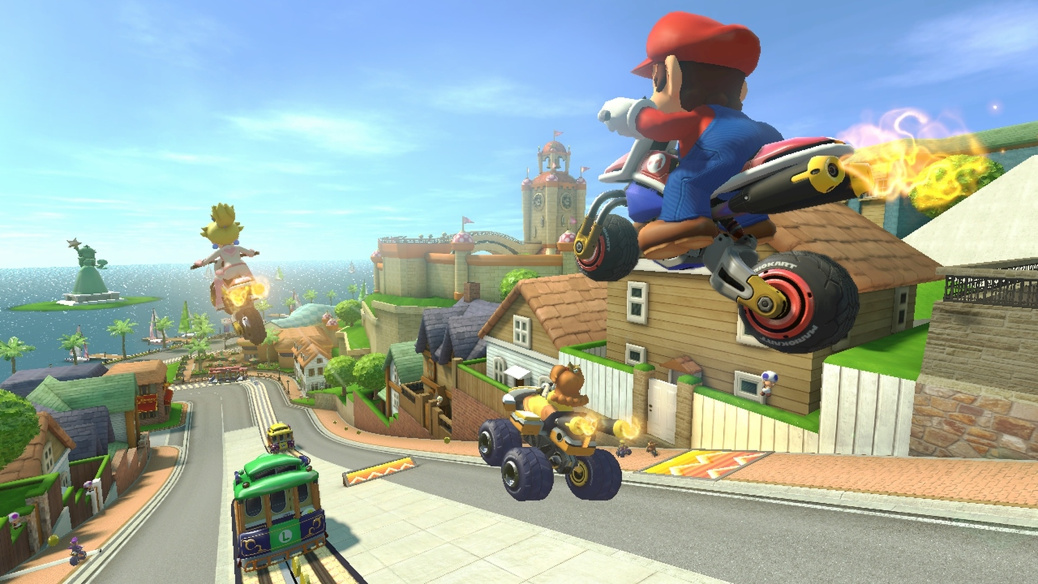 Mario Kart 8′ Release Date To Drop With Free Wii U Game