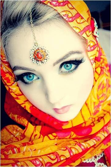 How to Take Good Selfies when Wearing Circle Contact Lenses