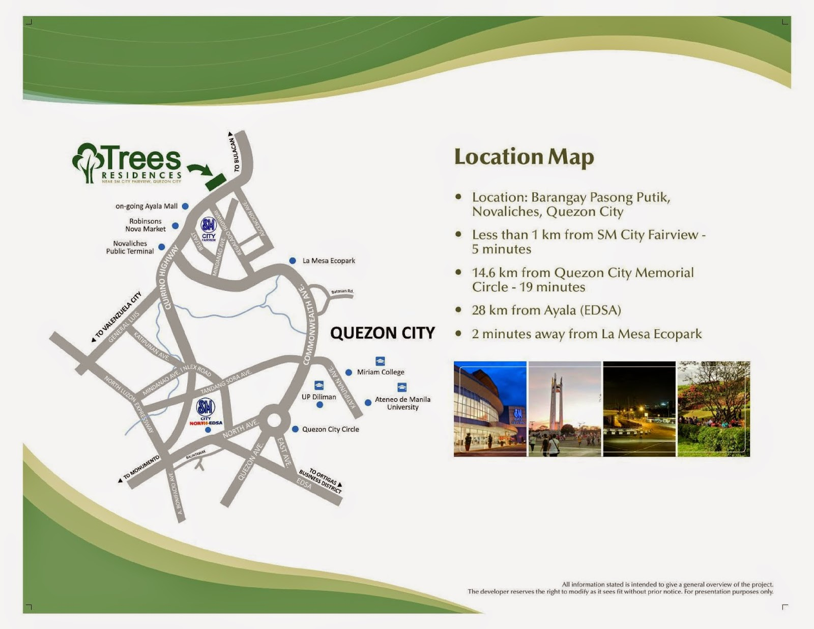 Trees Residences - Quezon City