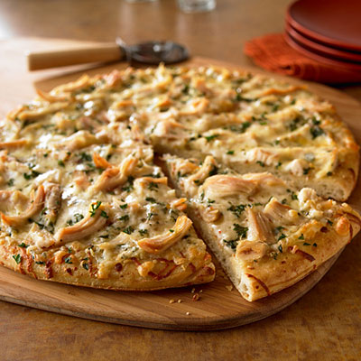 Easy healthy pizza crust recipes
