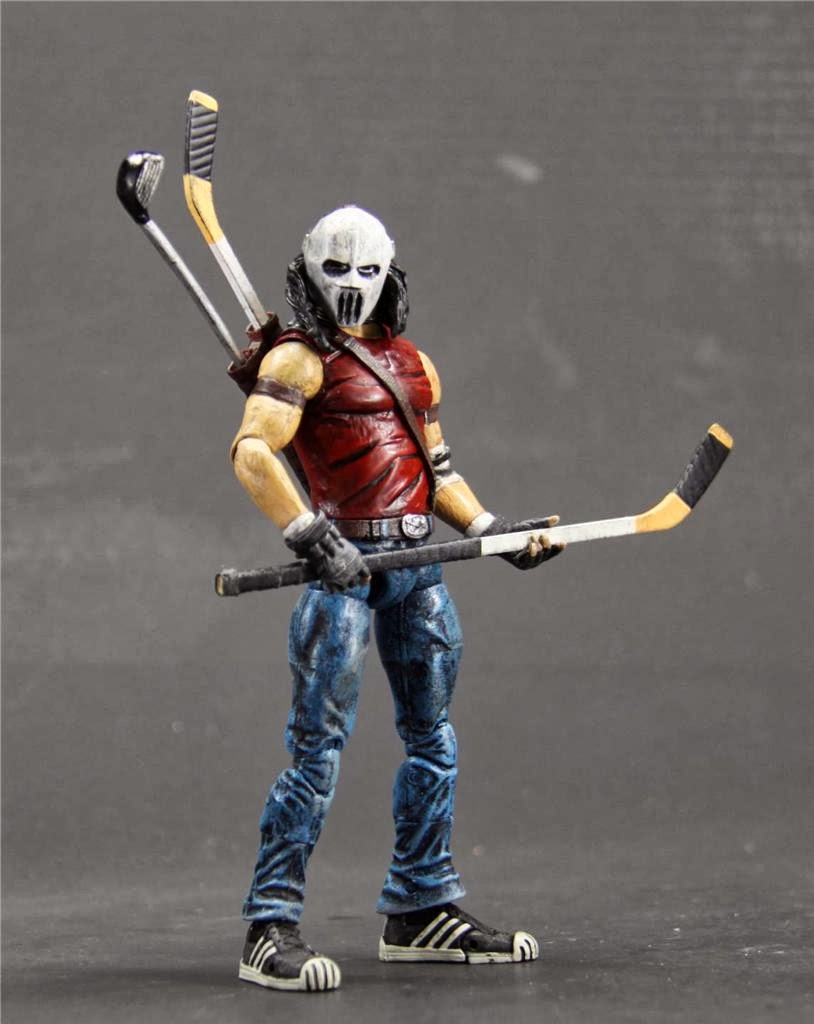 Packratstudios Custom Casey Jones Tmnt Teenage Mutant