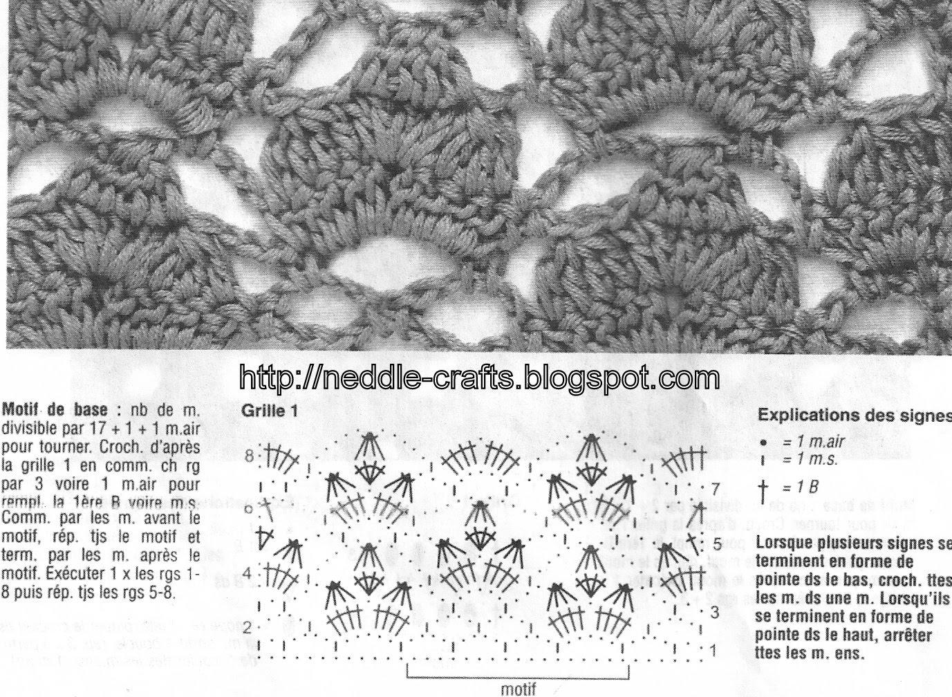 ورشة بوليرو كروشية بالبترون ..شرح بالصور 4d