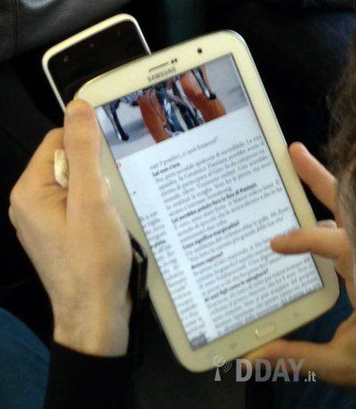 Tanta tecnologia e pennina S pen per il nuovo Galaxy Note 8 presto in vendita