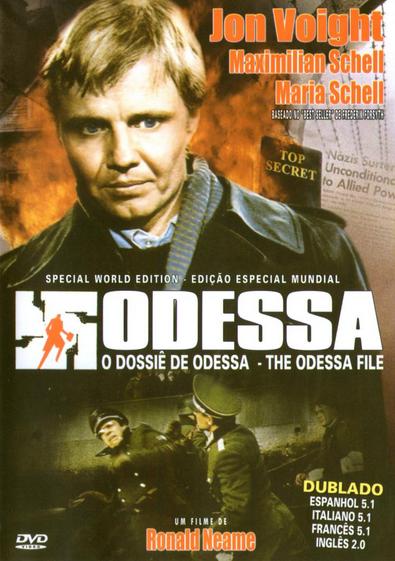 Baixar Filme O Dossiê De Odessa DVDRip AVI Dublado