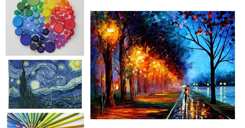 Ale pardo creativa la diferencia de los colores calidos y - Colores calidos frios ...