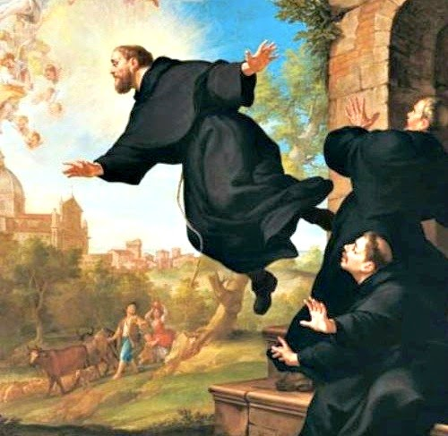 Joseph of Cupertino - Wikipedia