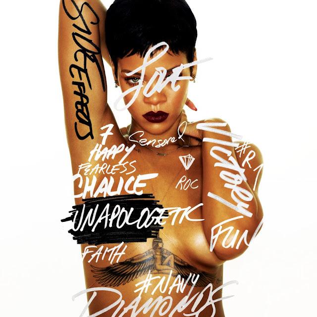 Copertina Rihanna - Unapologetic