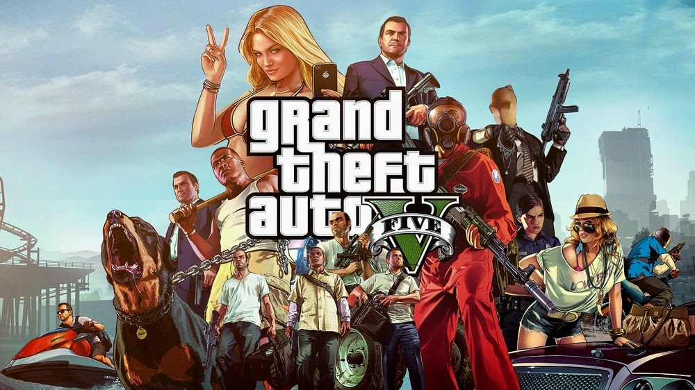 Grand Theft Auto V Yeni TV Reklamı