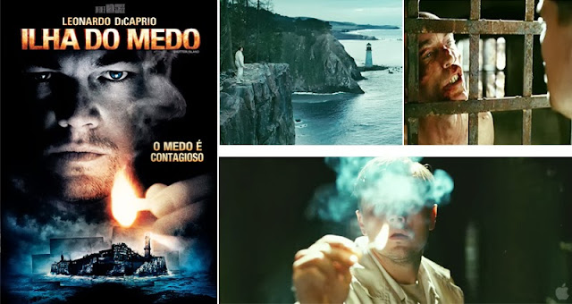 Top 3 Filmes - Ilha do Medo