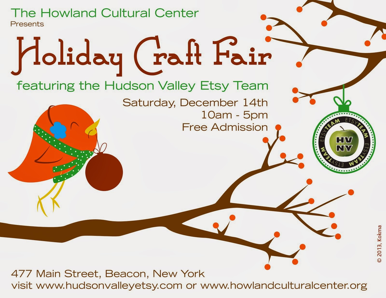 Howland Holiday Craft Fair