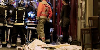 Minaccia dell'Isis, attacchi Kamikaze e sparatoria nella capitale francese
