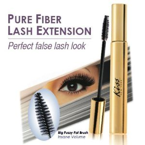 Brush On Fiber Lash Extensions