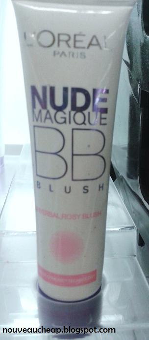 Creme BB LOréal Paris Nude Magique - Claro - Entrega GRÁTIS