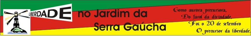 Liberdade no Jardim da Serra Gaúcha