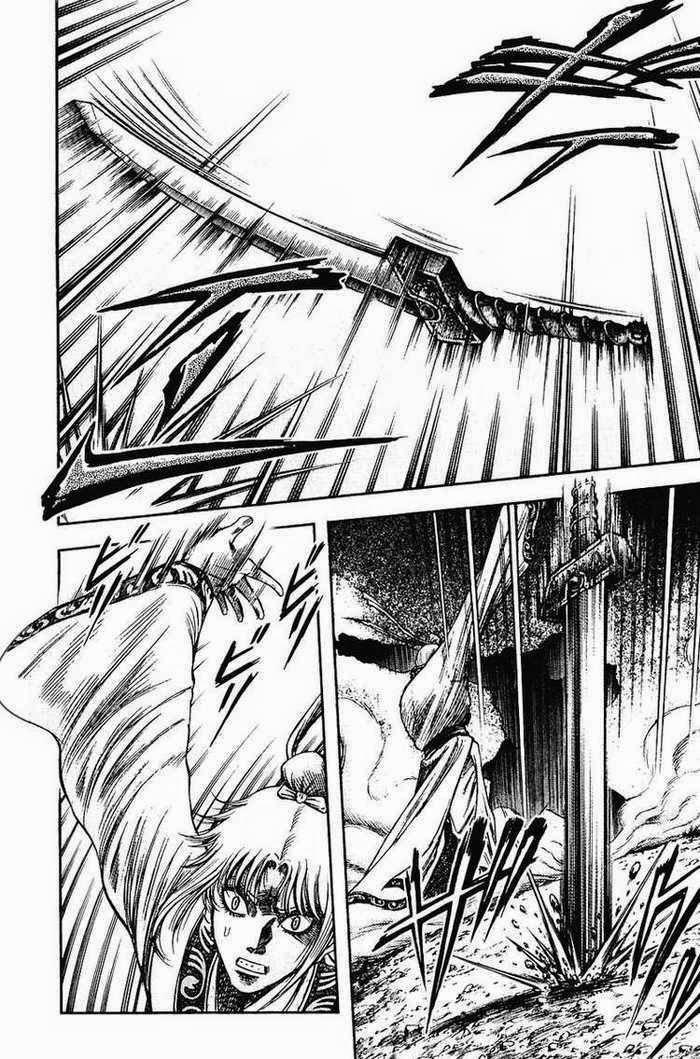 Chú Bé Rồng - Ryuuroden chap 151 - Trang 12
