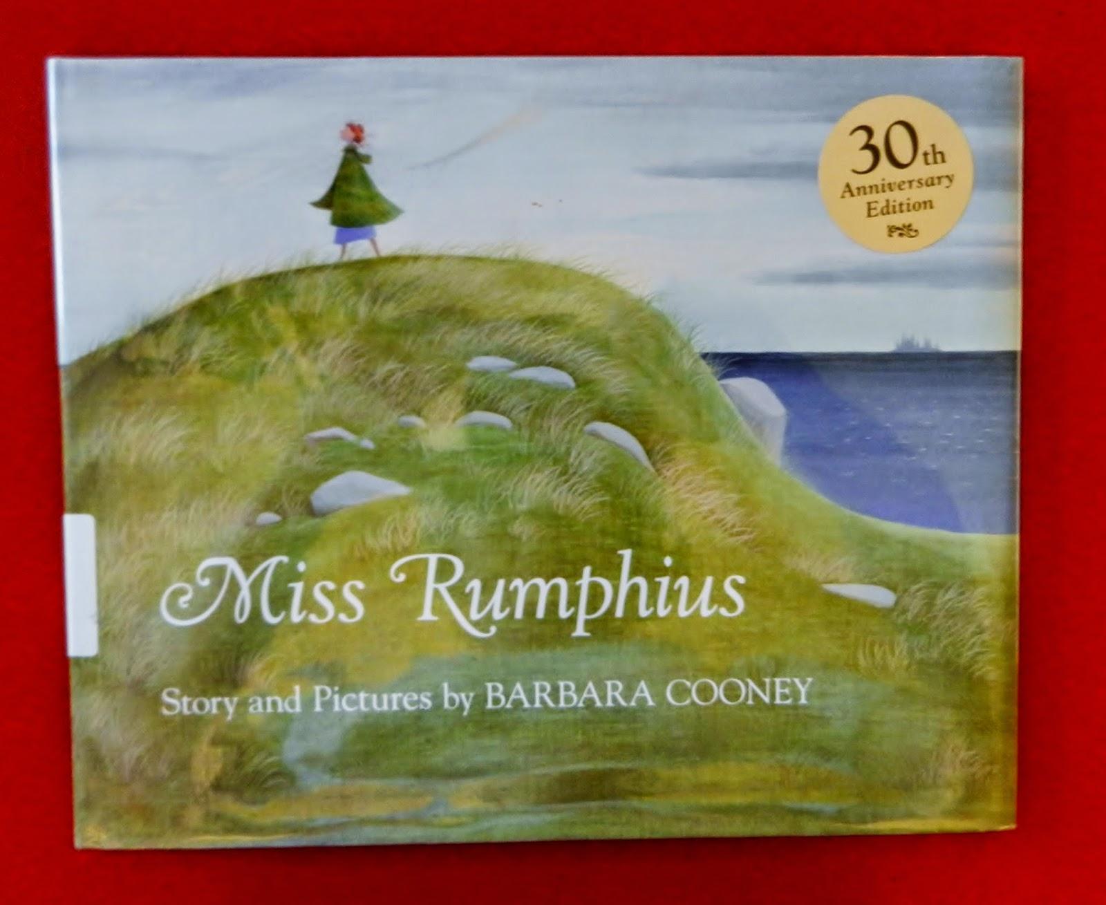 miss rumphius illustration