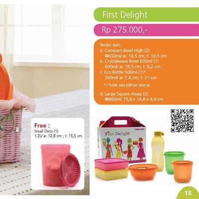 15 Katalog Harga dan Promo Tupperware Terbaru Bulan Agustus 2013