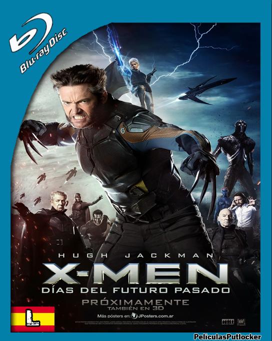 X-Men Dias Del Futuro Pasado [BrRip 720p][Latino][FD-SD-MG]