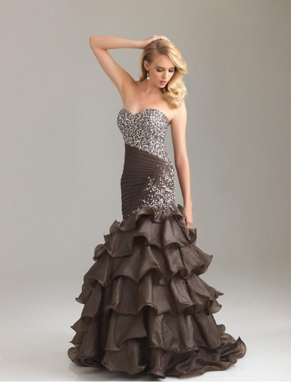 Mermaid Prom Dresses 2012,Hairstyle Mermaid Prom Dress,