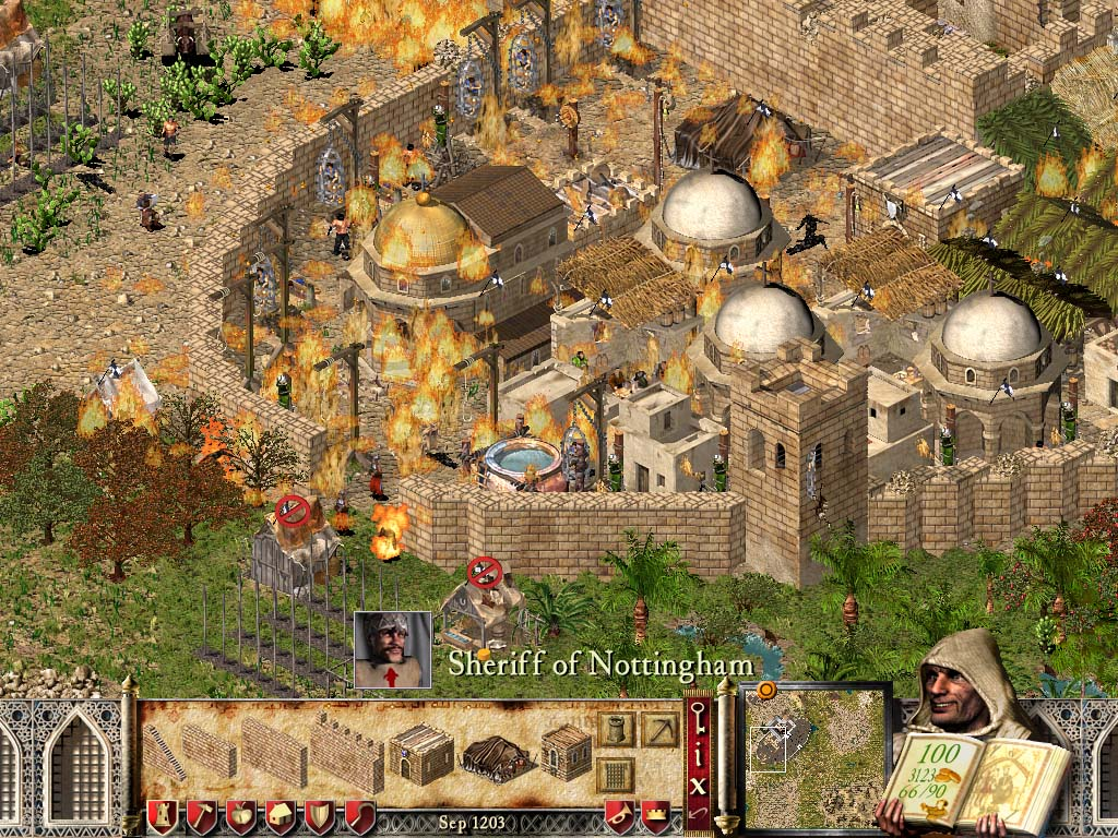 Stronghold Crusader - Free Full Version Games | Download ...
