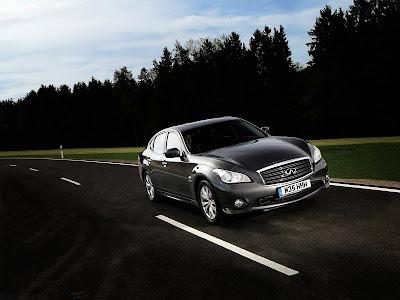 2013 Infiniti M35h GT