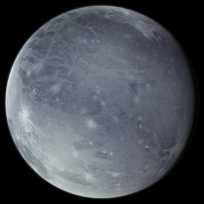 An image of Pluto, the once proud planet