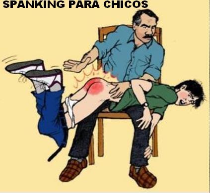 Spanking para chicos