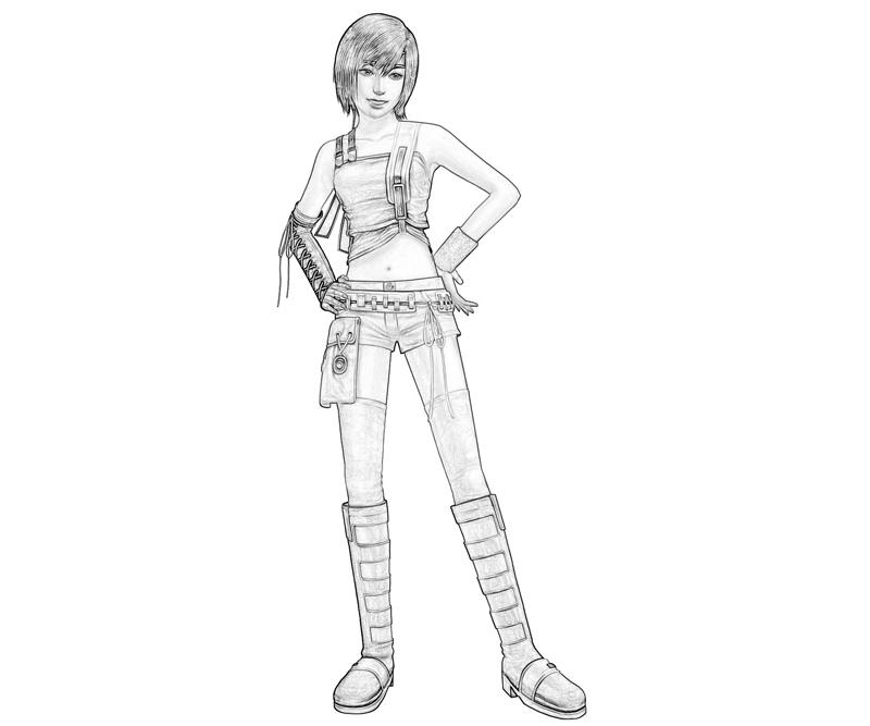 yuffie-yuffie-look-coloring-pages