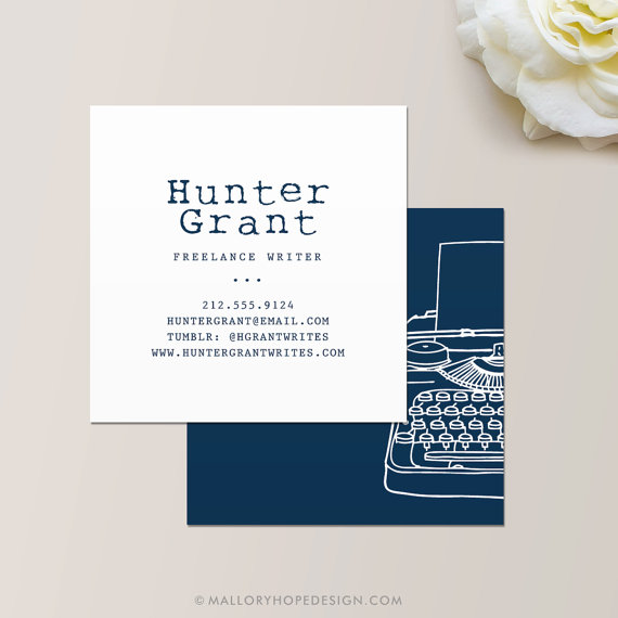 Etsy business cards amanda g whitaker impress your next client with a custom letterpress business card from cotton flower press colourmoves