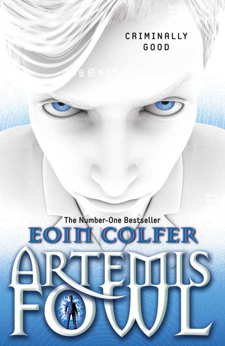book review for artemis fowl the arctic incident