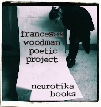 FRANCESCA WOODMAN POETIC PROJECT