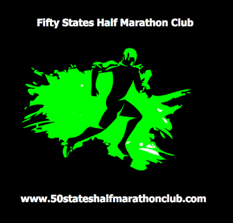 Fifty States HALF Marathon Club Membership