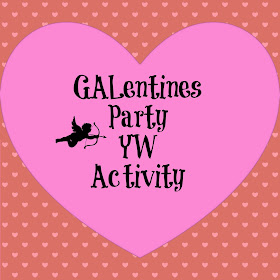 The Jolly Rogers' Young Women Blog: GAL-ENTINE'S DAY PARTY ...