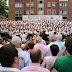 Un millar de coralistas de Bizkaia homenajea en San Vicente a la Schola Cantorum