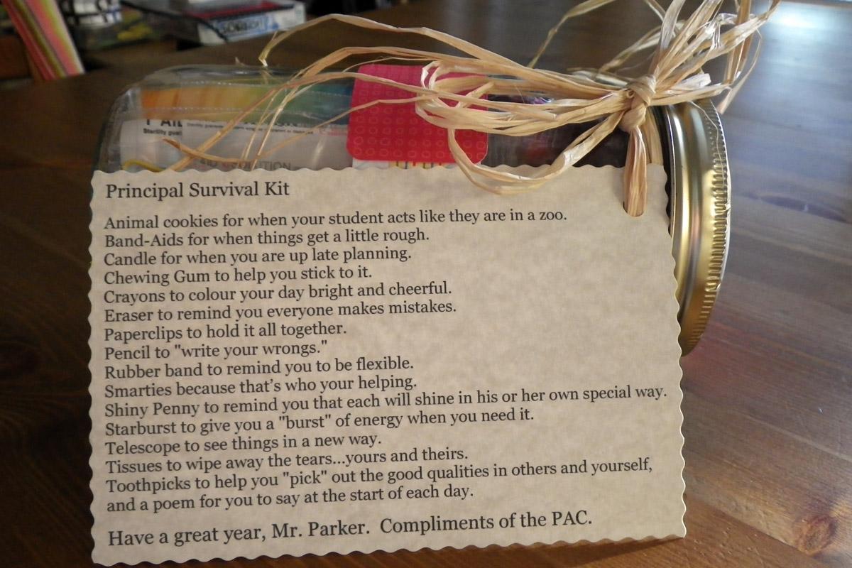 ePrincipal: Principal Survival Kit