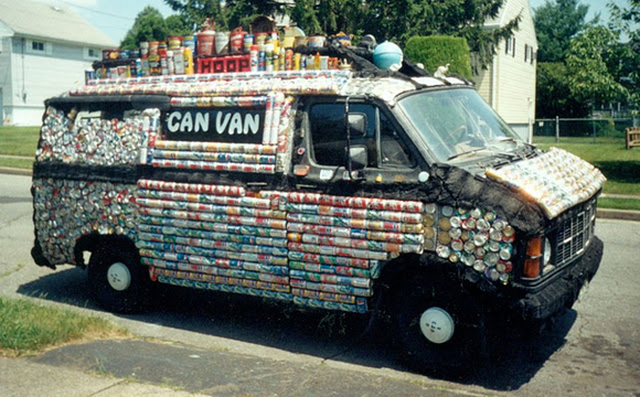 Hoop Can Van