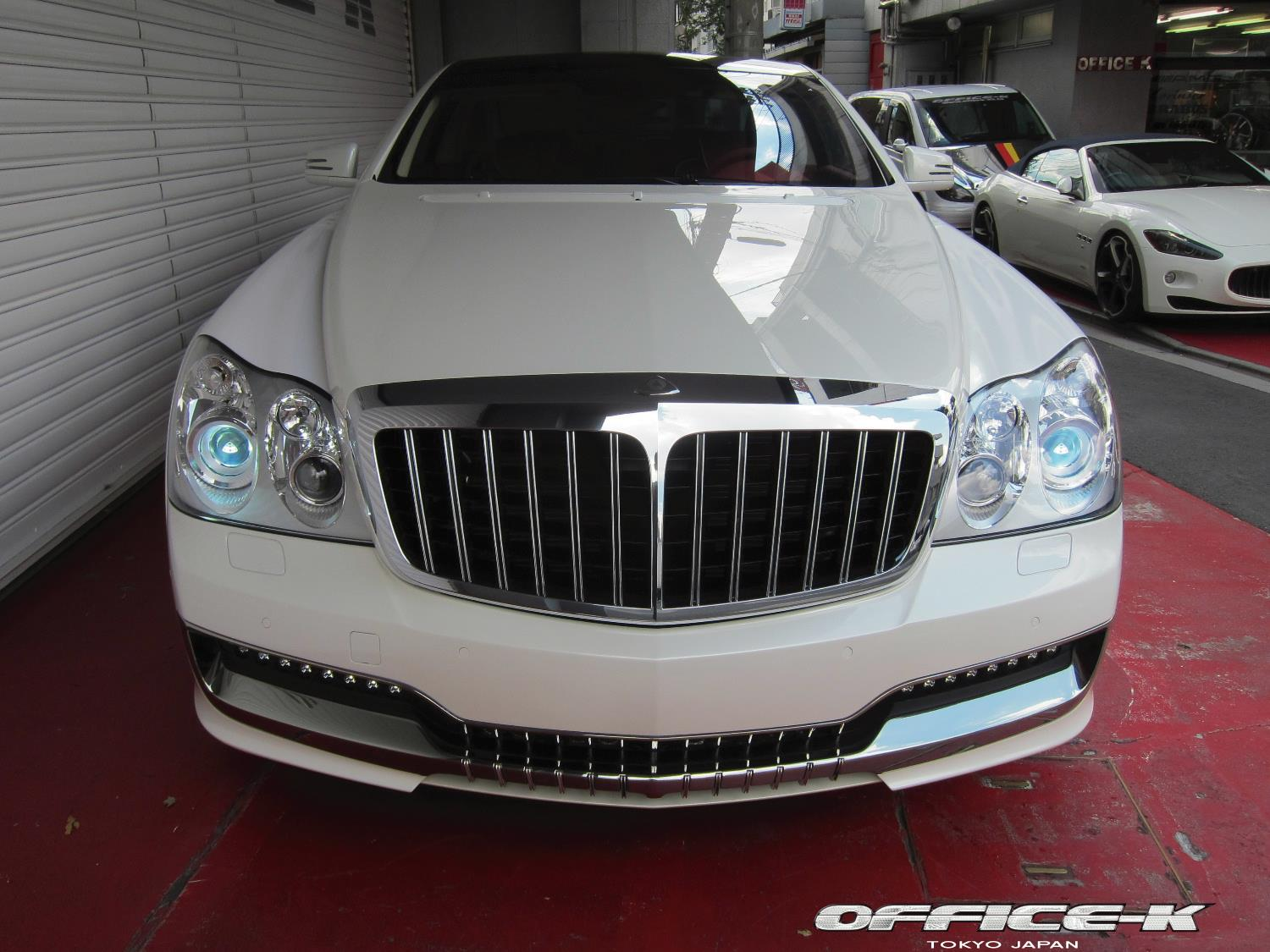 Maybach Xenatec 57s Coupe Launching Soon Automobile Reviews