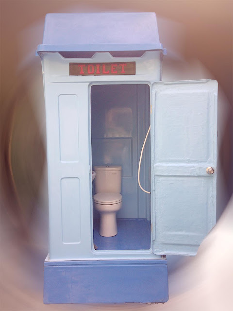toilet portable closet duduk, urinoir, flexible toilet fibreglass, wc portable