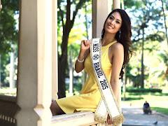 Miss Mundo Ilhabela 2015 e Miss Mundo Brasil 2015