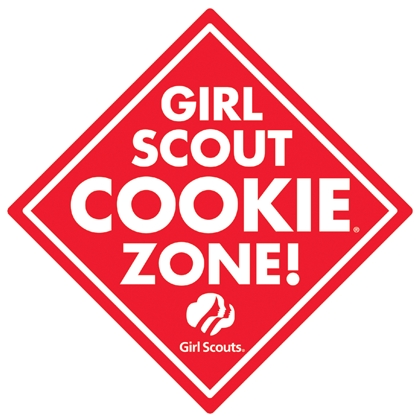 ... that Girl Scouts are not allowed to sell directly over the internet