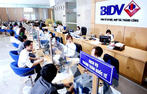 Ngân hàng BIDV, Ngân hàng nhà nước, Ngân hàng Việt Nam, Công ty tài chính