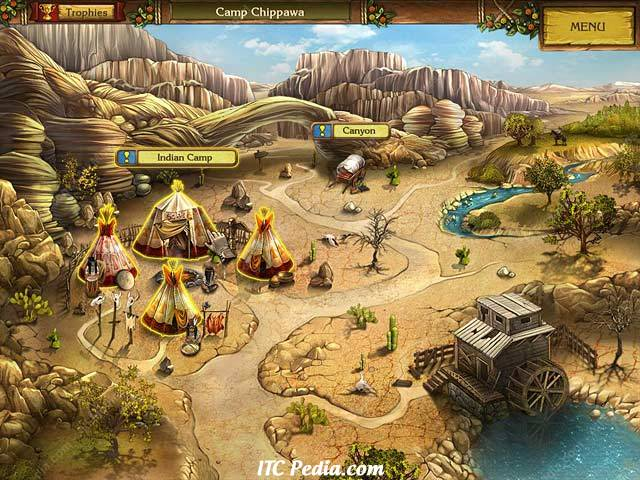 Golden Trails: The New Western Rush v1.4.1 - OUTLAWS
