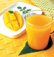 mango prevents bone neck cancer Mango juice benefits