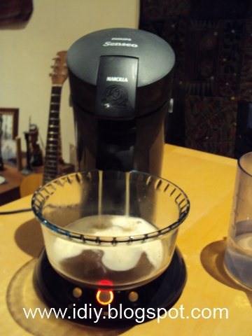 Senseo Coffee Maker Blinking Red Light : Diary of A Handyman !: How to Descale a Philips Senseo Coffee Maker