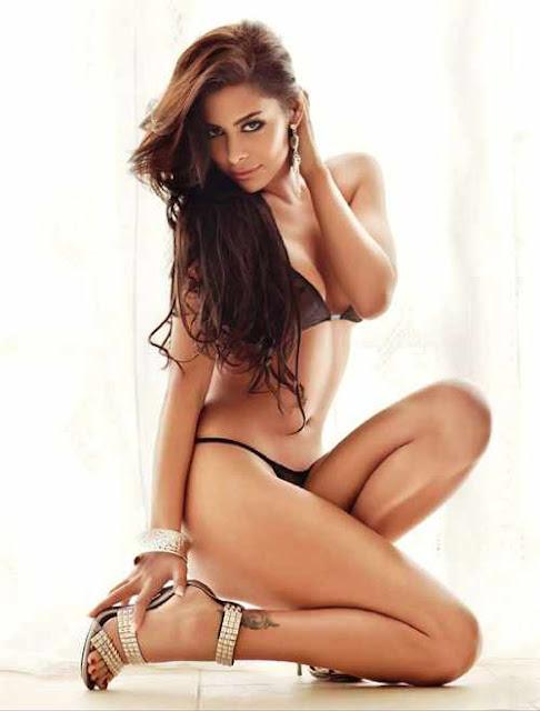 Paraguay Super Model Larissa Riquelme